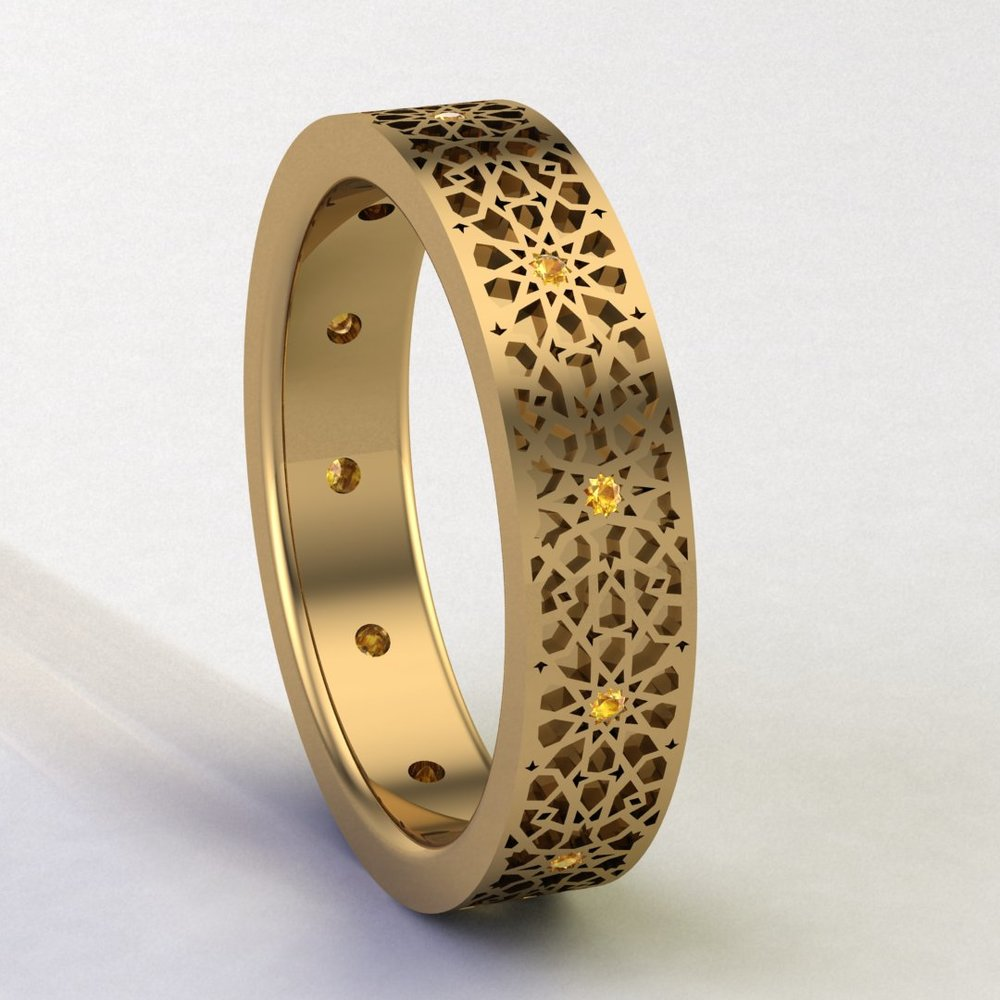CAD-rendering-Moroccan-mosaic-wedding-ring-by-Takayas-perspective-view.jpg