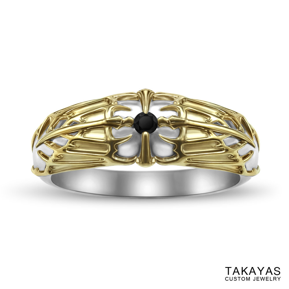 photograph_of_Final_Fantasy_Bahamut_inspired_wedding_ring_by_Takayas_top_view.jpg